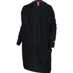 Nike Black Sportswear Modern Cardigan